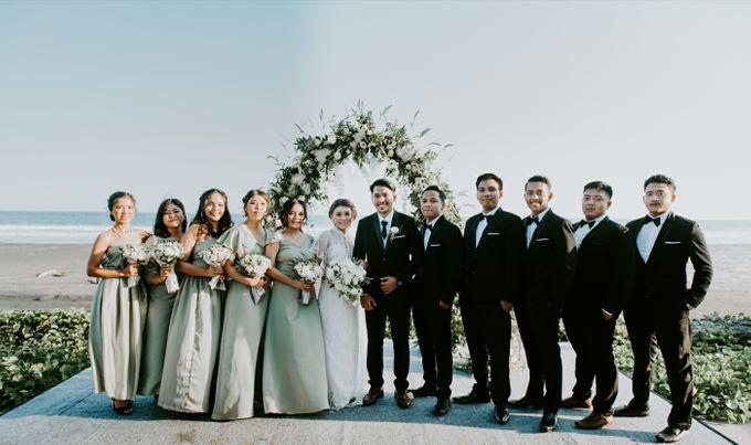 The wedding of Paschalia & Margita by Dona Wedding Decoration & Planner - 003