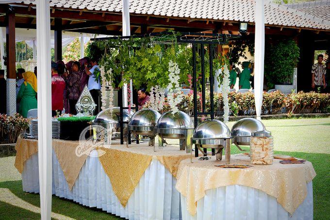 Wedding nanda by Calia Catering - 006