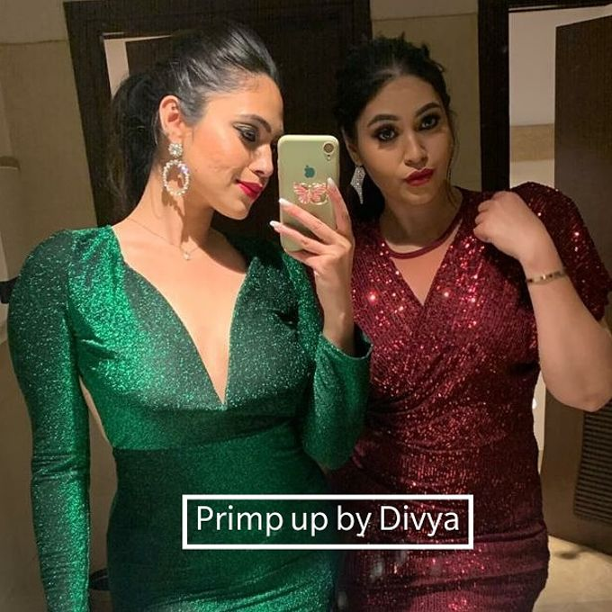 Makeup by Primp Up by Divya - 004