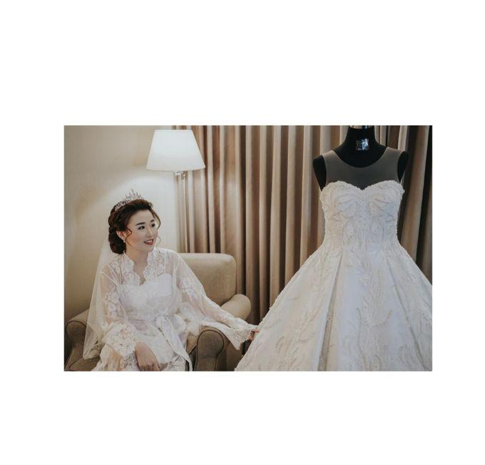 Happy wedding to Ellen & Anthony by D BRIDE - 009
