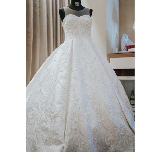 Happy wedding to Ellen & Anthony by D BRIDE - 008