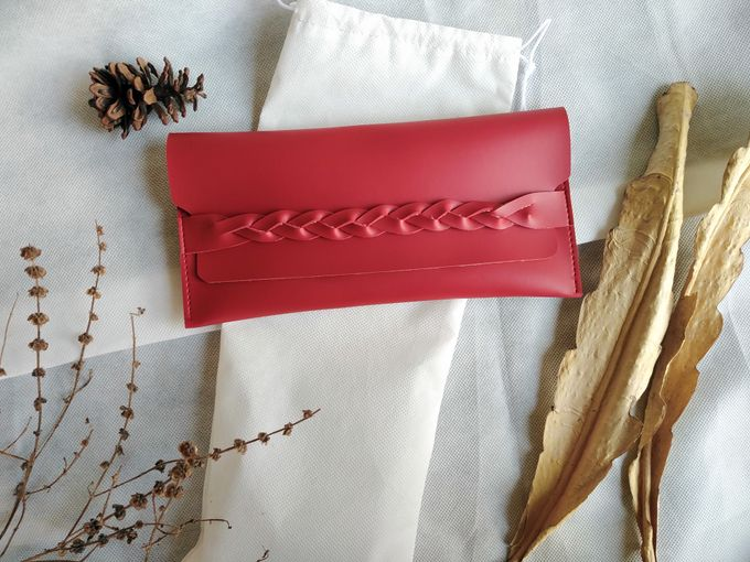 Travel Pouch Kepang by Fie Handcraft - 004