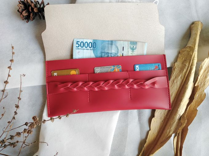 Travel Pouch Kepang by Fie Handcraft - 001