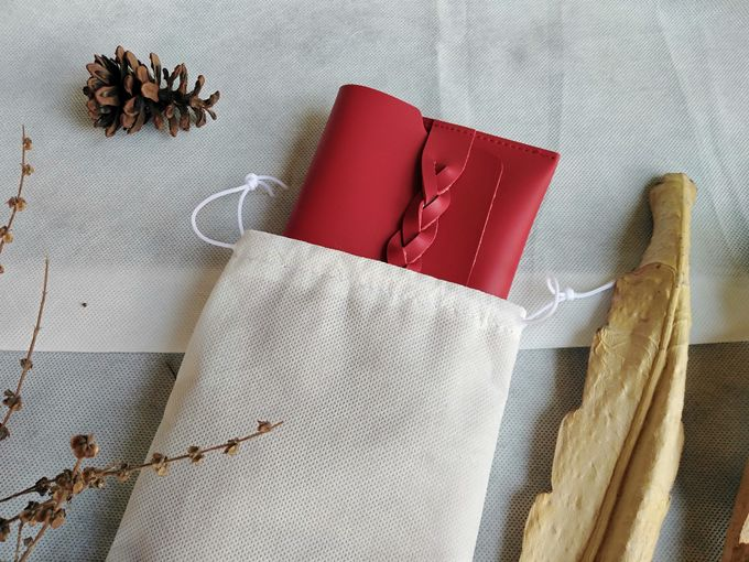 Travel Pouch Kepang by Fie Handcraft - 005