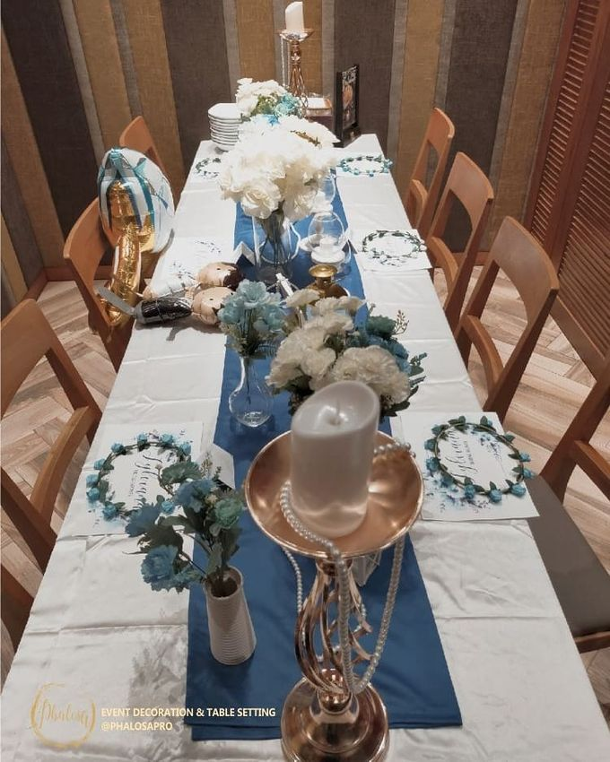 Sylviana Bridal Shower by Phalosa Event Decoration & Table Setting - 001