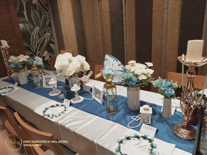 Sylviana Bridal Shower by Phalosa Event Decoration & Table Setting - 005