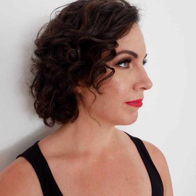 Bridesmaid Makeup & Hair by NK makeup-hair by Novi - 003