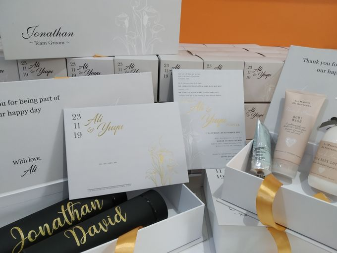 Box Bridesmaid And Groomsman + Invitation by JN Invitation - 006