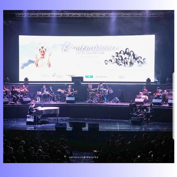 The JOURNEY Of Faith With Citra Scholastika by Hanny N Co Orchestra - 009