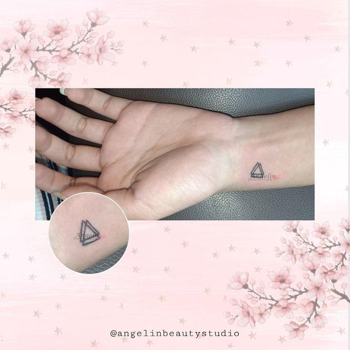 Semi Permanent Tattoo by AngeLin Bridal - 046