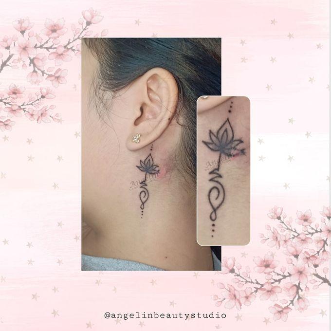 Semi Permanent Tattoo by AngeLin Bridal - 010