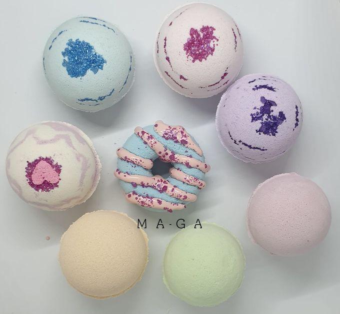 Bubble Bath Bombs by MAGA Indonesia - 001