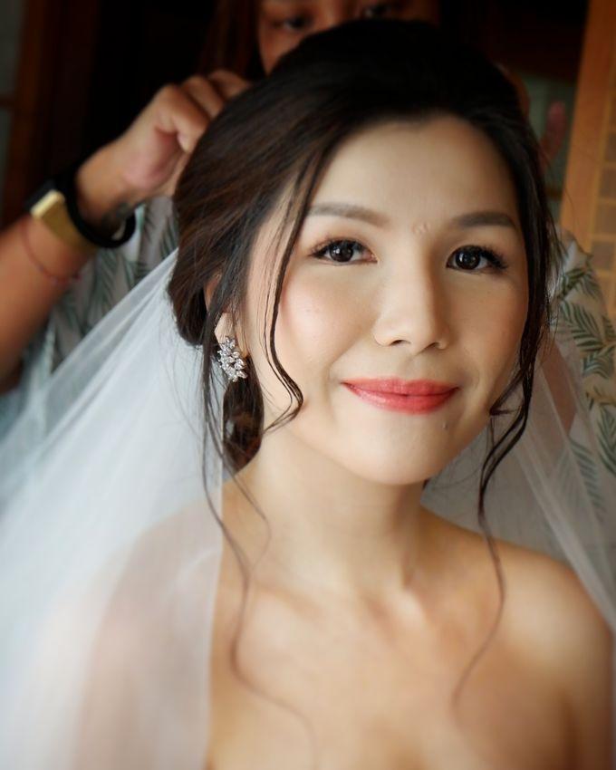 Wedding by CHERIS'H makeup artist - 004