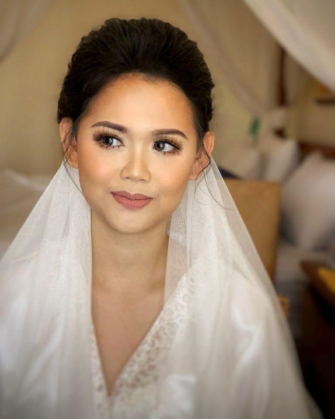 Wedding by CHERIS'H makeup artist - 002