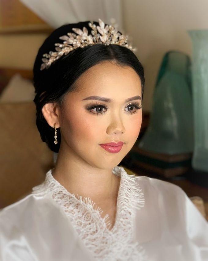 Wedding by CHERIS'H makeup artist - 001