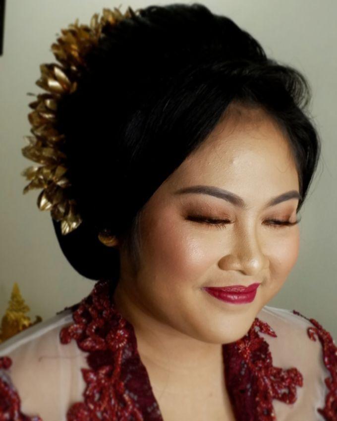 Bali & Indian Wedding by CHERIS'H makeup artist - 002