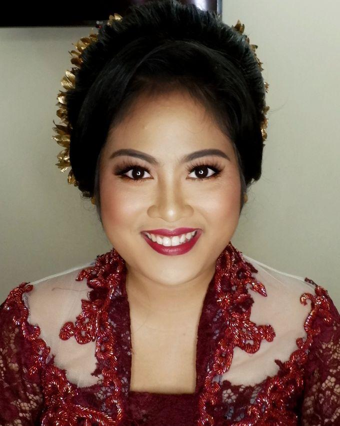 Bali & Indian Wedding by CHERIS'H makeup artist - 003