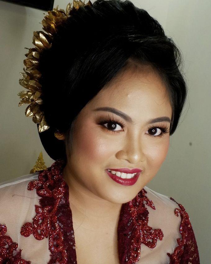 Bali & Indian Wedding by CHERIS'H makeup artist - 008