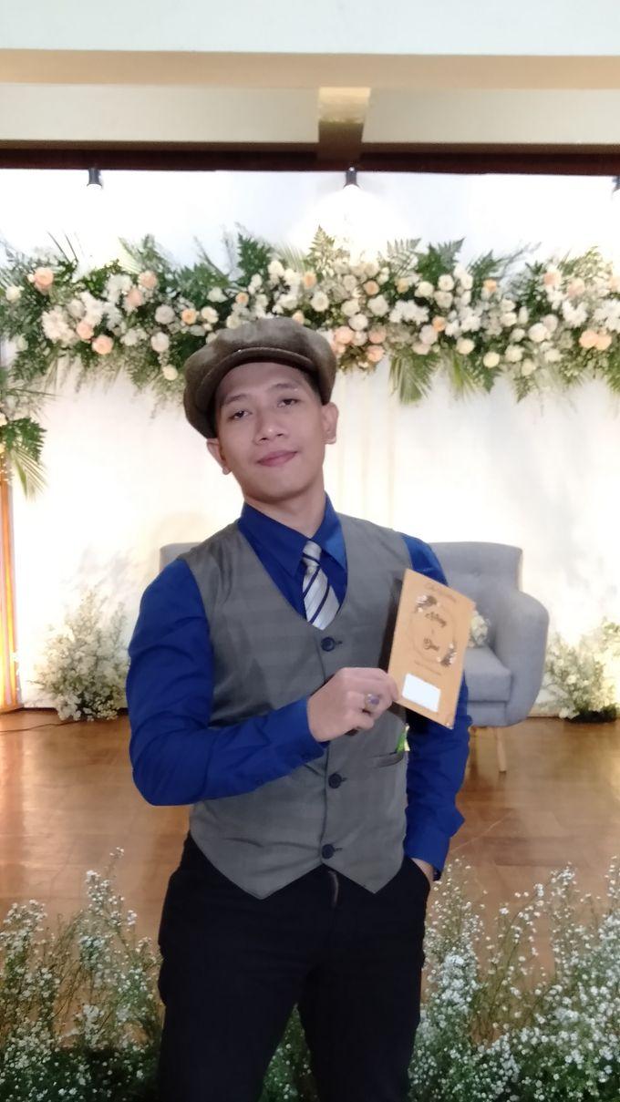 Modern wedding party by Bagus Priyo Laksono MC - 003