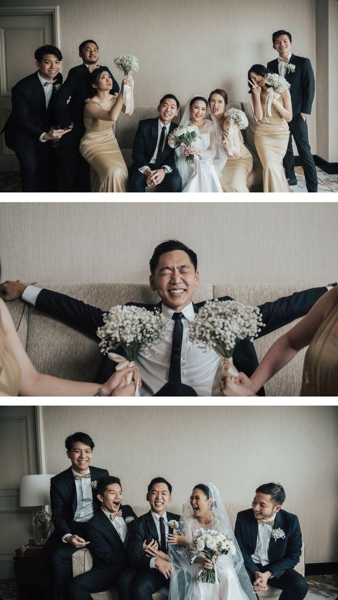 The Wedding Of Reynard & Cindy by FIVE Seasons WO - 007