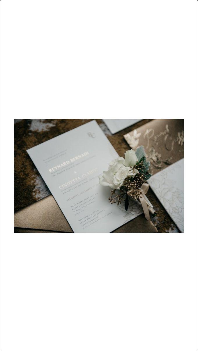 The Wedding Of Reynard & Cindy by FIVE Seasons WO - 003