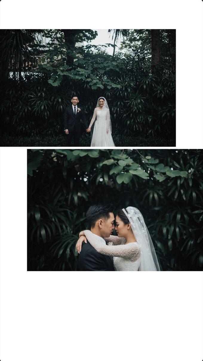 The Wedding Of Reynard & Cindy by FIVE Seasons WO - 001
