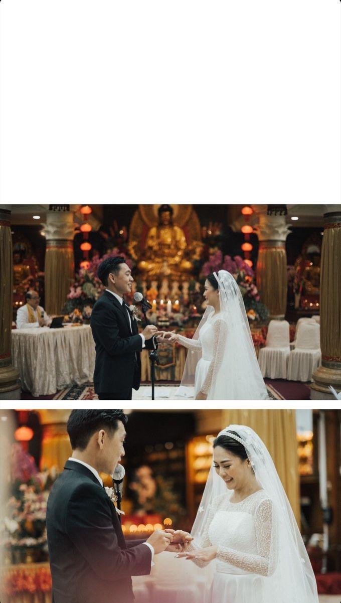 The Wedding Of Reynard & Cindy by FIVE Seasons WO - 006