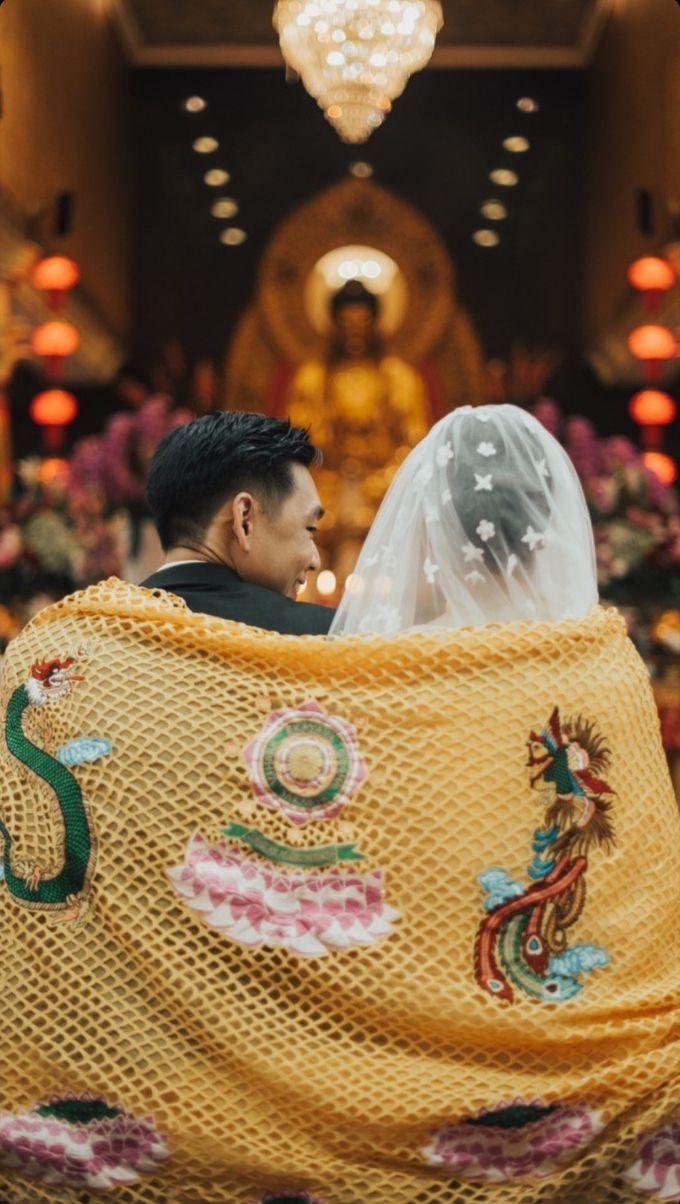 The Wedding Of Reynard & Cindy by FIVE Seasons WO - 008