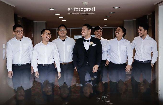 The Wedding Of Ezra Mayang by FIVE Seasons WO - 005