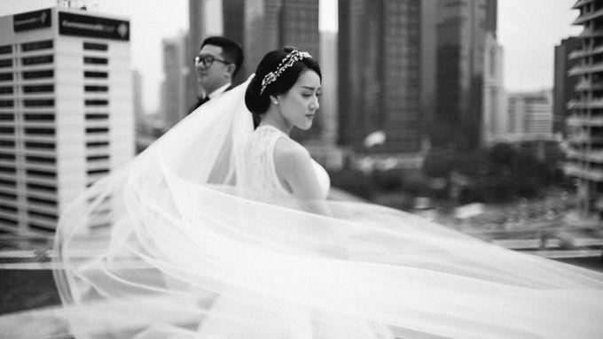 The wedding of Ezra Clara by Inezia Chrizita - 003