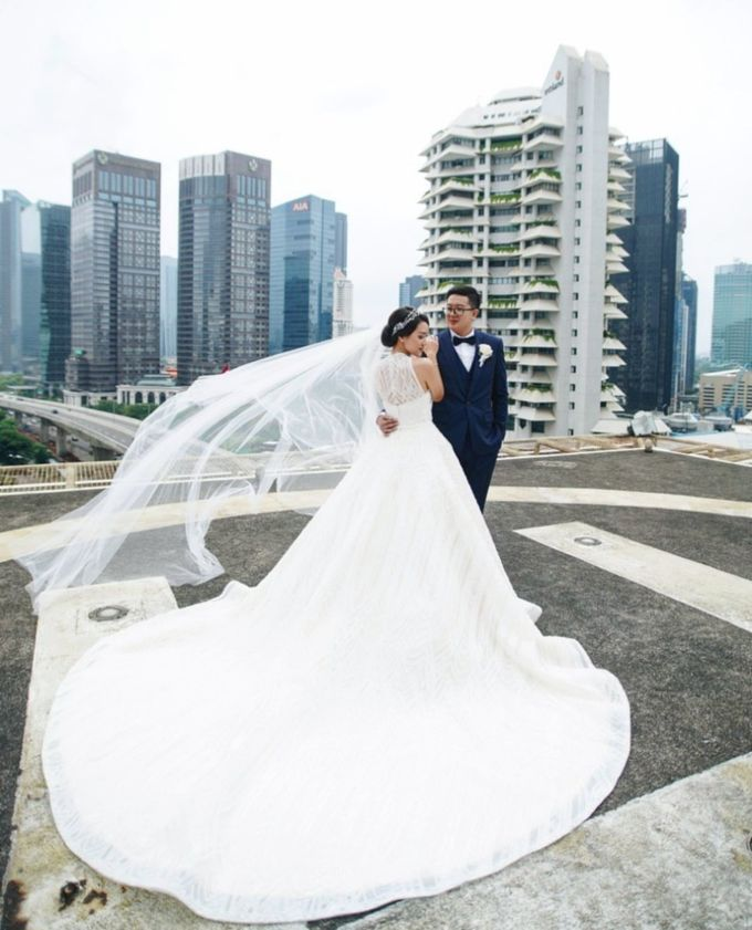 The wedding of Ezra Clara by Inezia Chrizita - 005
