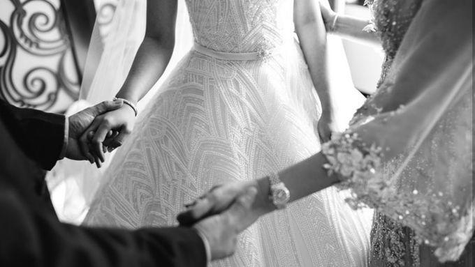 The wedding of Ezra Clara by Inezia Chrizita - 001