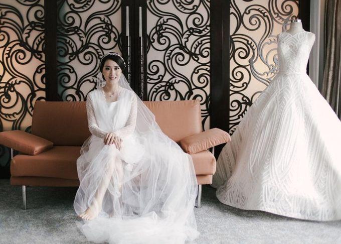 The wedding of Ezra Clara by Inezia Chrizita - 004