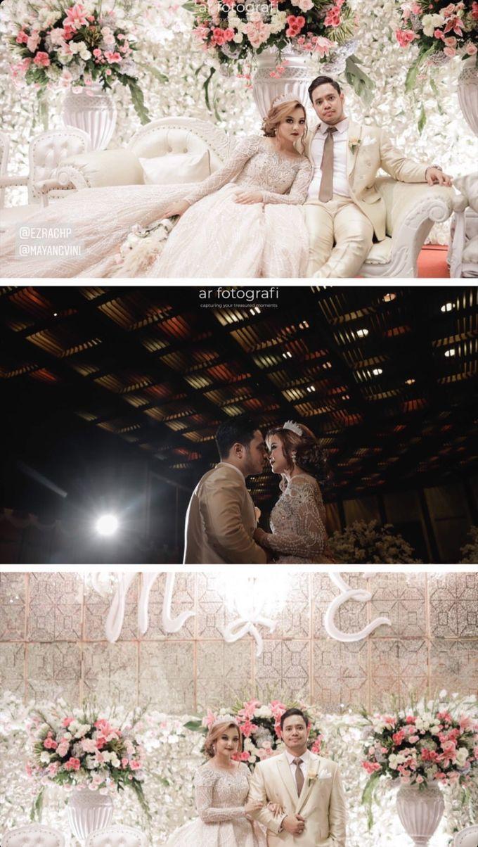 The Wedding Of Ezra Mayang by FIVE Seasons WO - 001