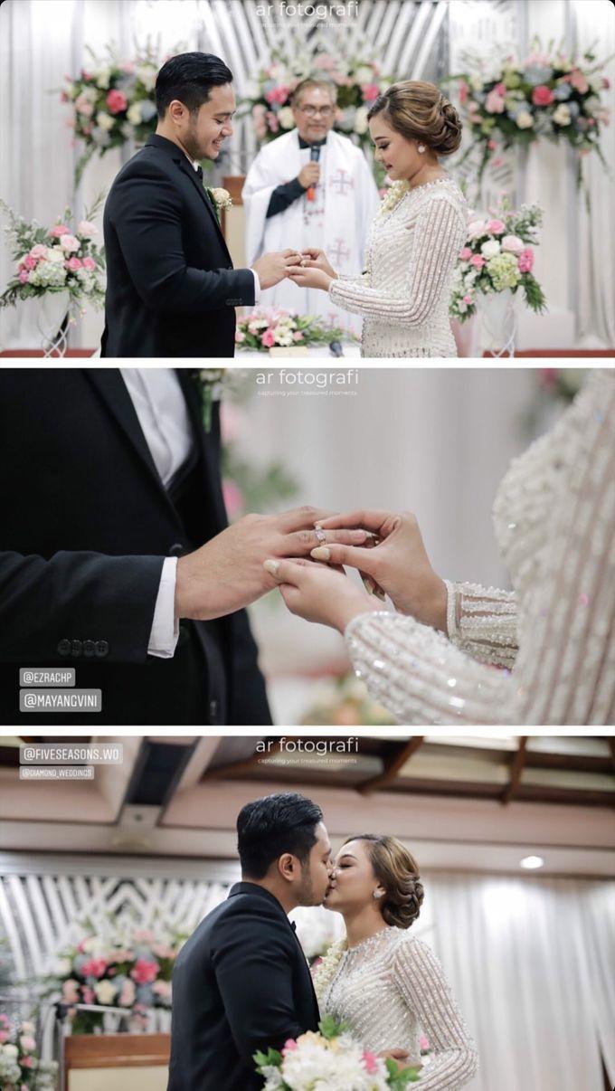The Wedding Of Ezra Mayang by FIVE Seasons WO - 012