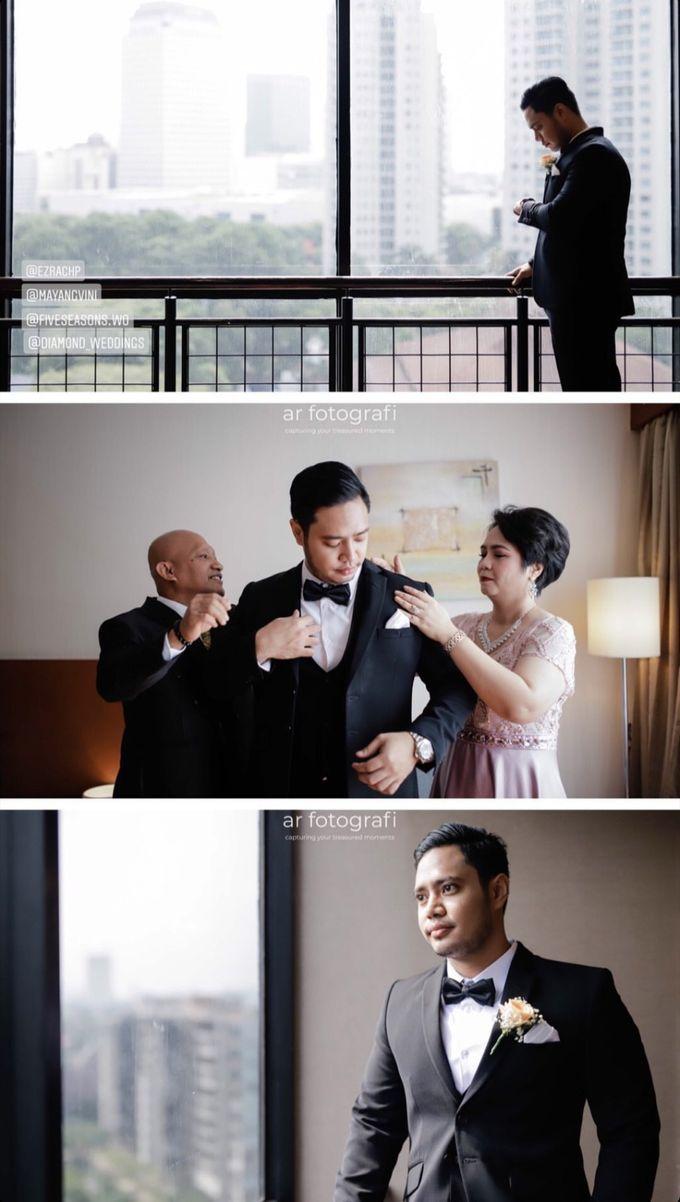 The Wedding Of Ezra Mayang by FIVE Seasons WO - 008