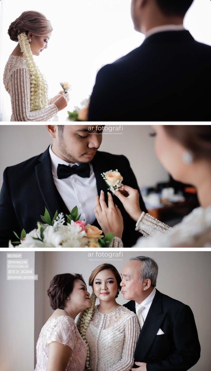 The Wedding Of Ezra Mayang by FIVE Seasons WO - 011