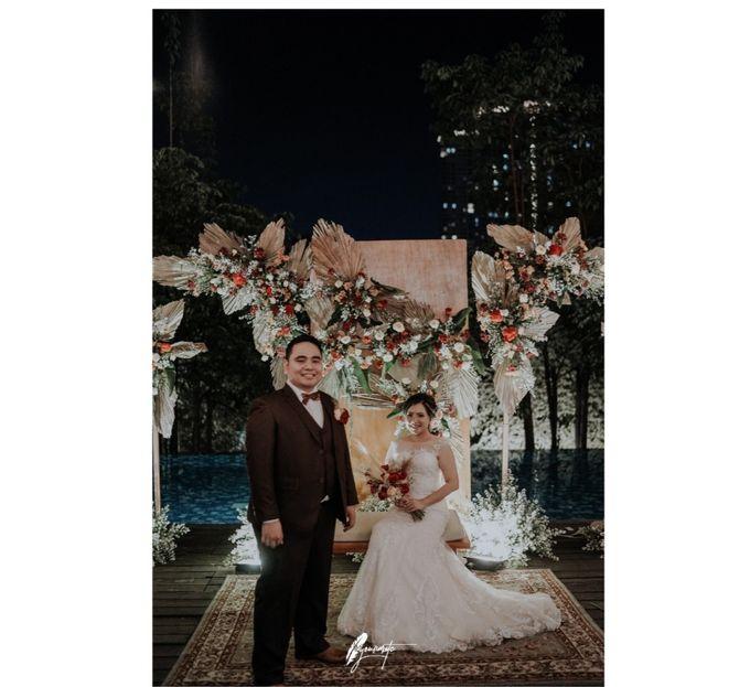 happy Wedding day marcia by D BRIDE - 012
