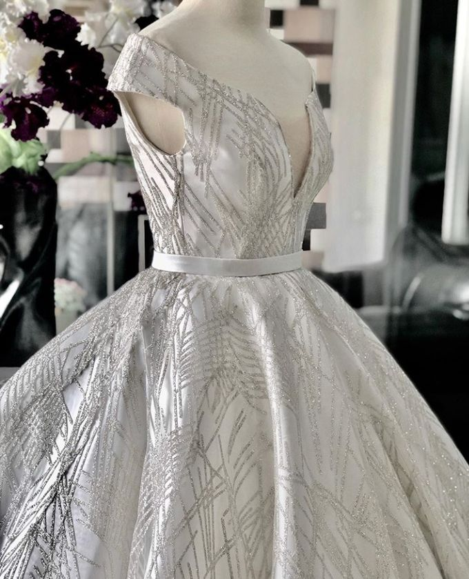 New Custom by Tracy Bridal House - 008