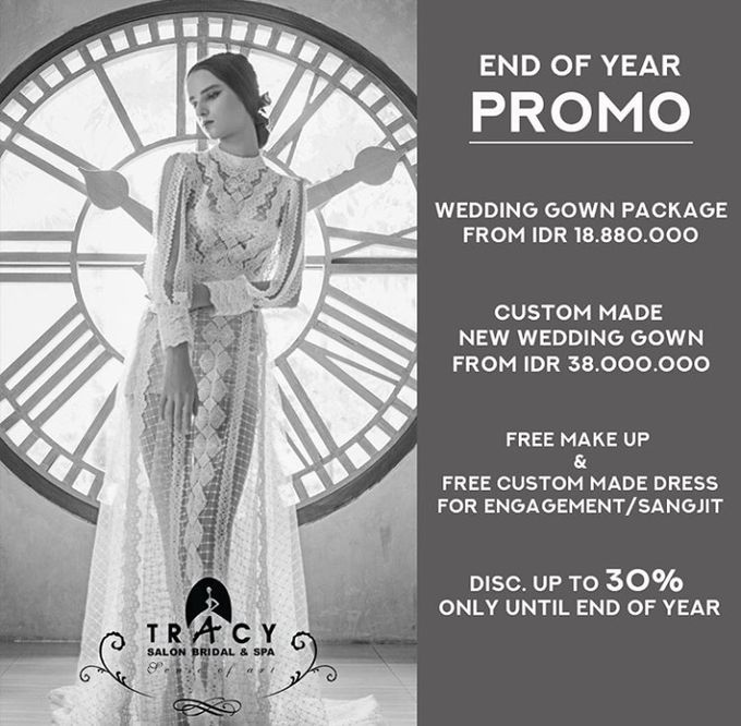 New Promo by Tracy Bridal House - 005