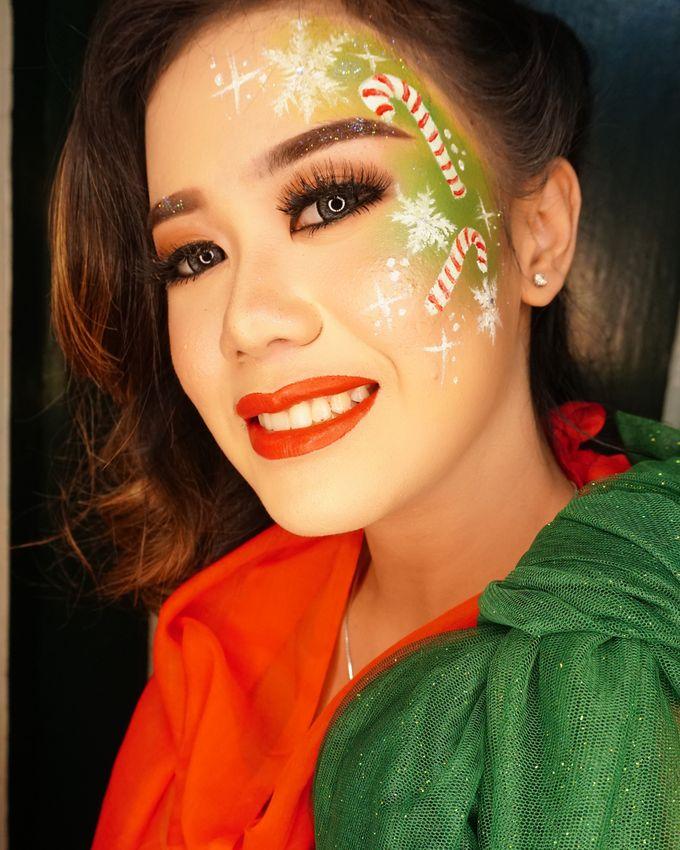 Make Up by Trisa Cintani Makeup & Hair Studio - 001