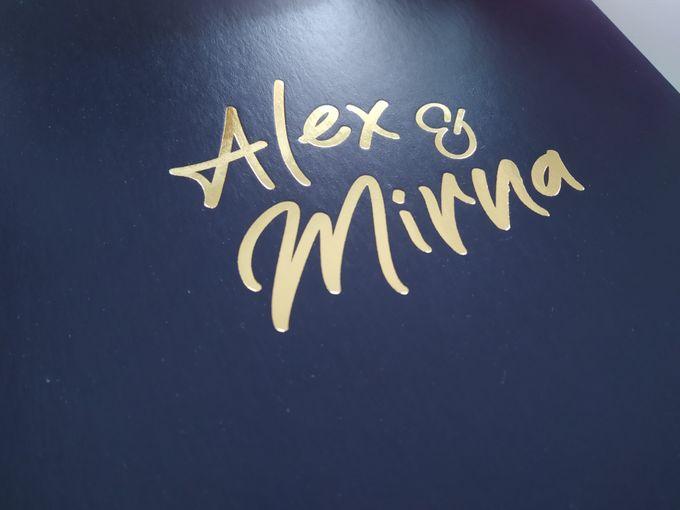 Undangan Alex & Mirna by JN Invitation - 006