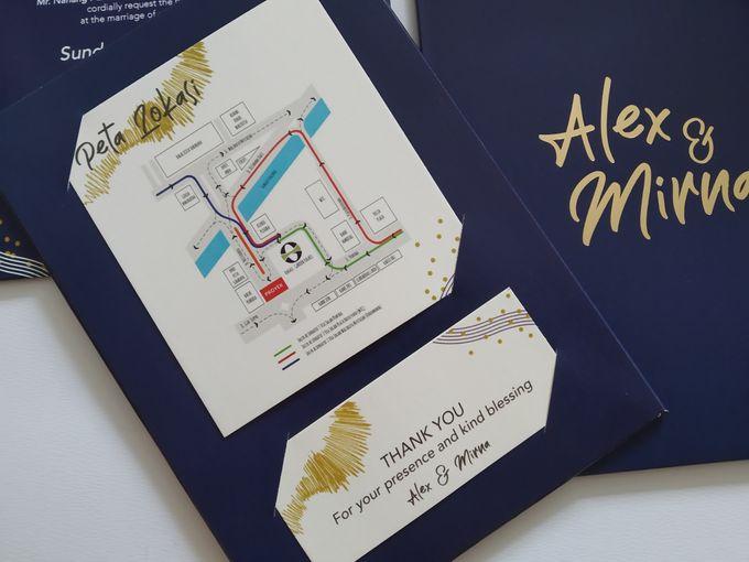 Undangan Alex & Mirna by JN Invitation - 004