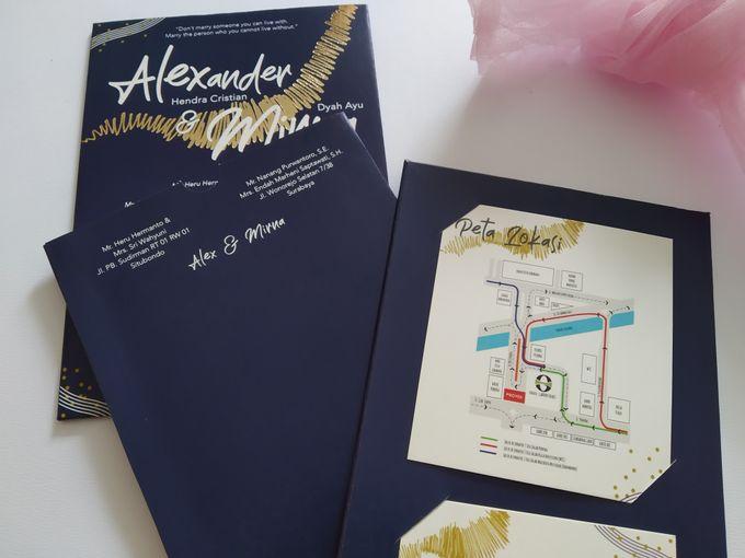 Undangan Alex & Mirna by JN Invitation - 005