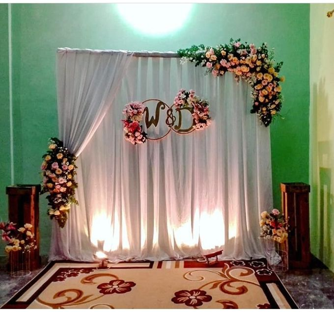 Wedding Decoration by Bougenville Decoration - 006