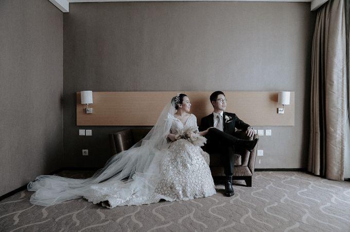 Kevin and Yumilia Wedding by ARTH Studio - 006
