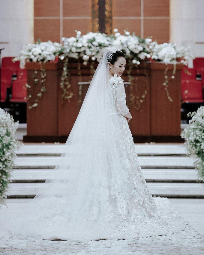 Kevin and Yumilia Wedding by ARTH Studio - 001