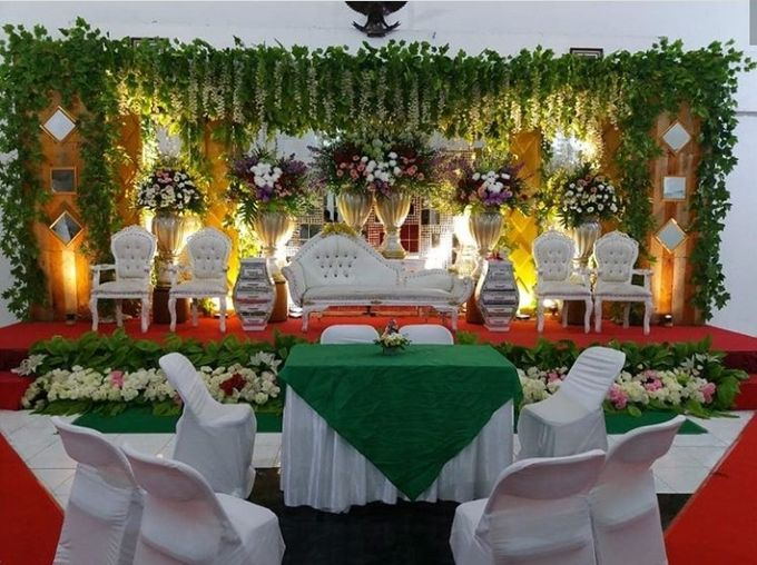 Wedding Decoration by Bougenville Decoration - 003