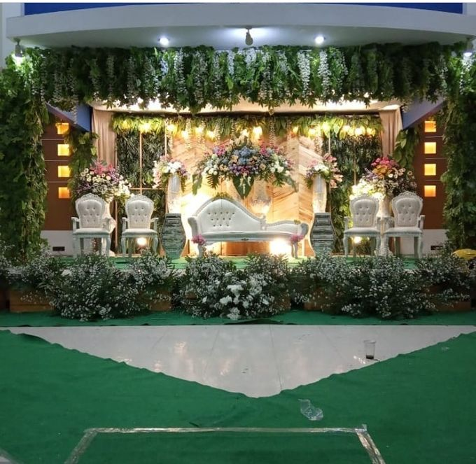 Wedding Decoration by Bougenville Decoration - 005