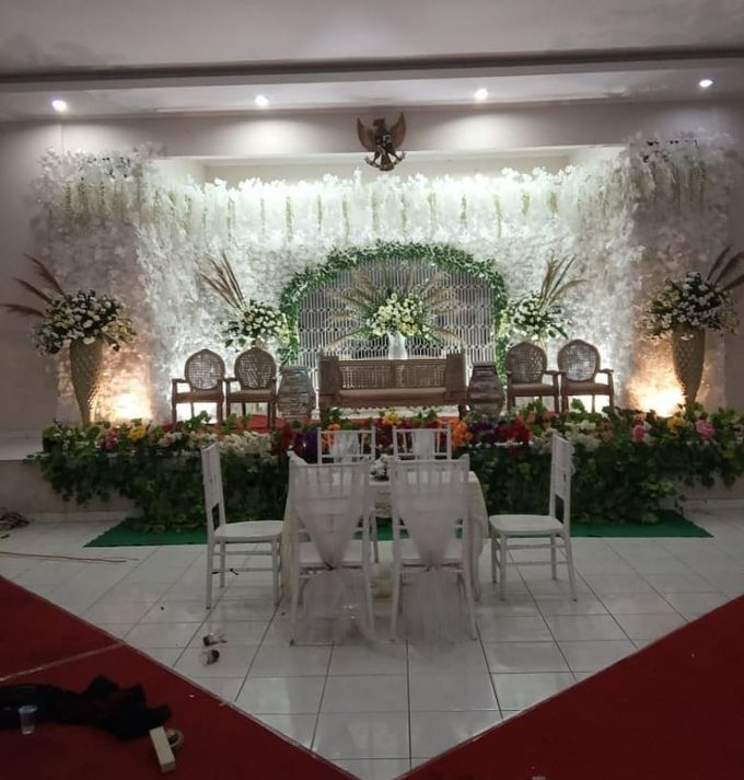 Wedding Decoration by Bougenville Decoration - 004